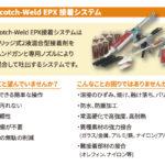 3M Scotch-Weld EPX接着システム